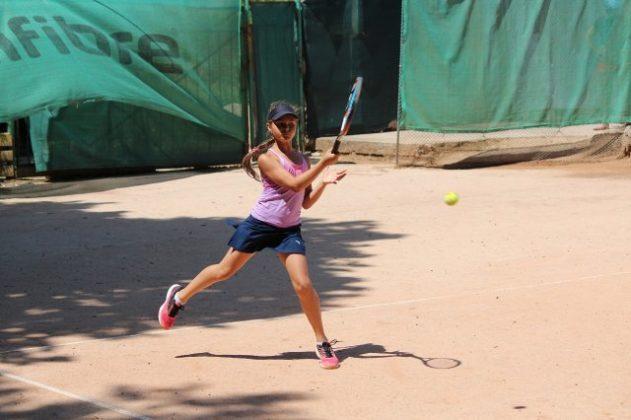 В Севастополе прошел турнир по теннису «Майский драйв-2018»