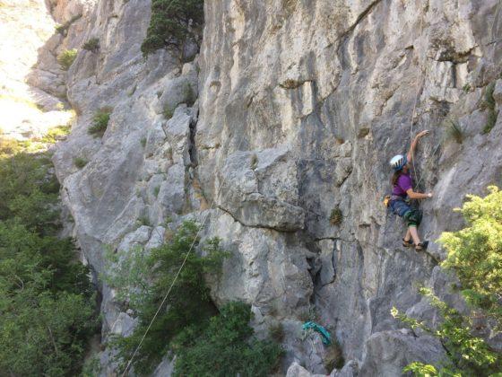 Первенство Севастополя по альпинизму в скальном классе