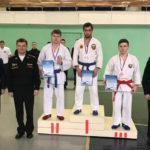 Сборная Черноморская флота по армейскому рукопашному бою заняла первое место в медальном зачете Чемпионата Военно-морского флота