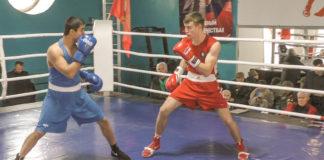 Сборная Севастополя по боксу