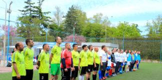 Первенство среди ветеранов по мини-футболу 2019