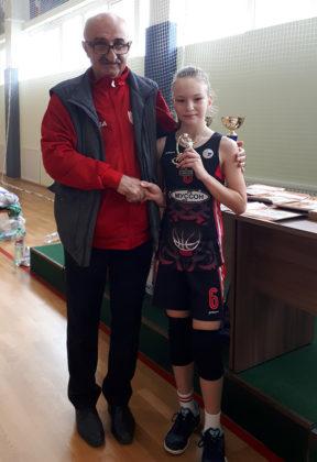 Девочки СК «Муссон» - бронзовые призеры Всероссийского турнира по баскетболу!