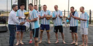 В Севастополе отметили «День массового футбола» 2019