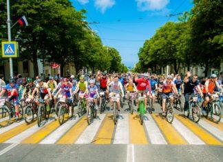 В Севастополе прошёл юбилейный фестиваль «ВелоПобеда»