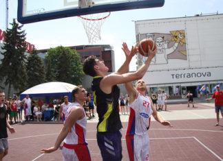 В Севастополе прошел турнир по уличному баскетболу на призы ТЦ Муссон