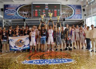 Финал Открытого чемпионата Севастополя по баскетболу 2019