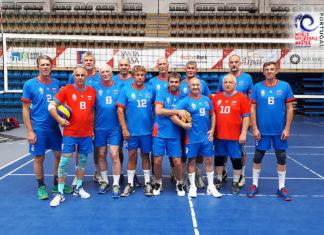 севастопольский волейболист