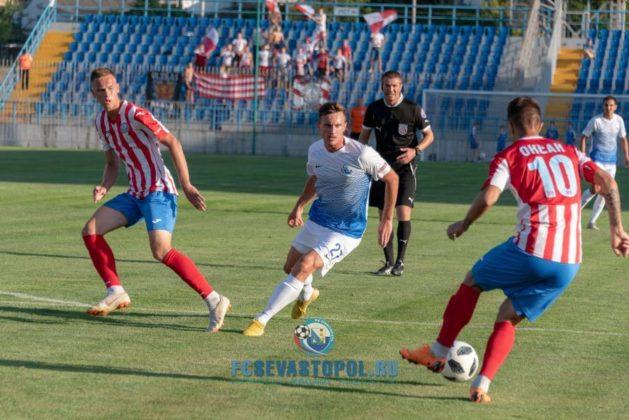 ФК «Севастополь» с победы стартовал в новом чемпионате Премьер-лиги КФС