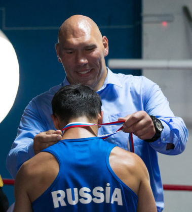 В Севастополе прошел турнир по боксу памяти адмирала Алексея Самуиловича Грейга