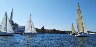 Севастопольские паруса