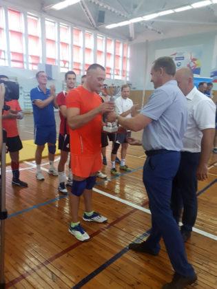 В Севастополе прошел чемпионат региональной организации Общества «Динамо» по волейболу