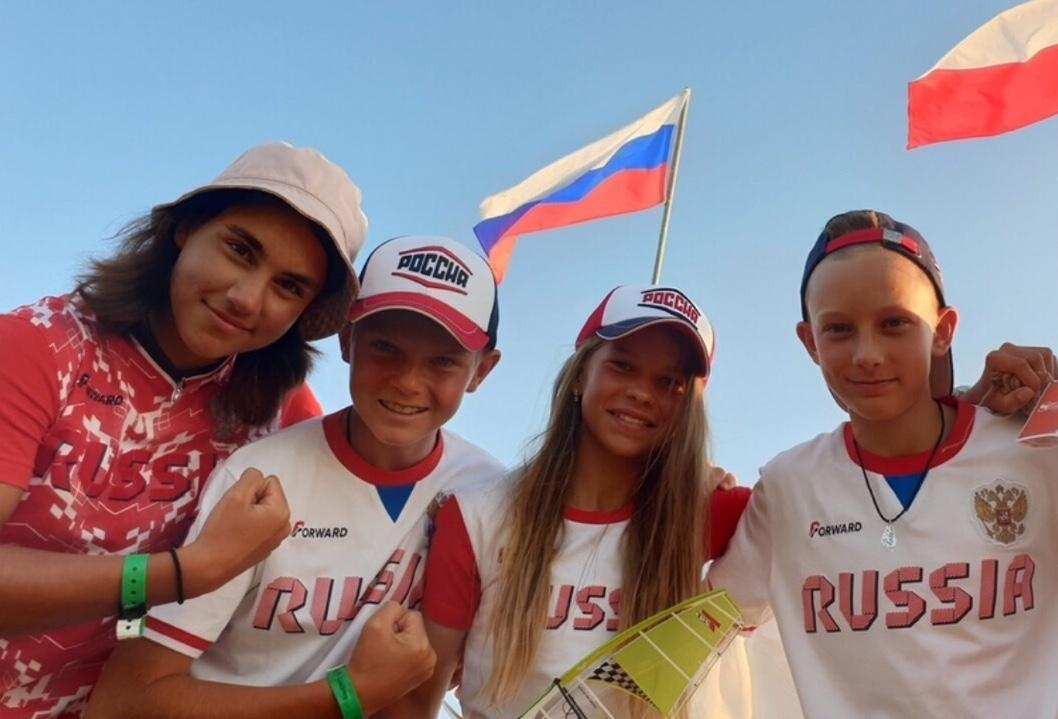 Севастопольская спортсменка взяла бронзу на Первенстве Европы по виндсёрфингу