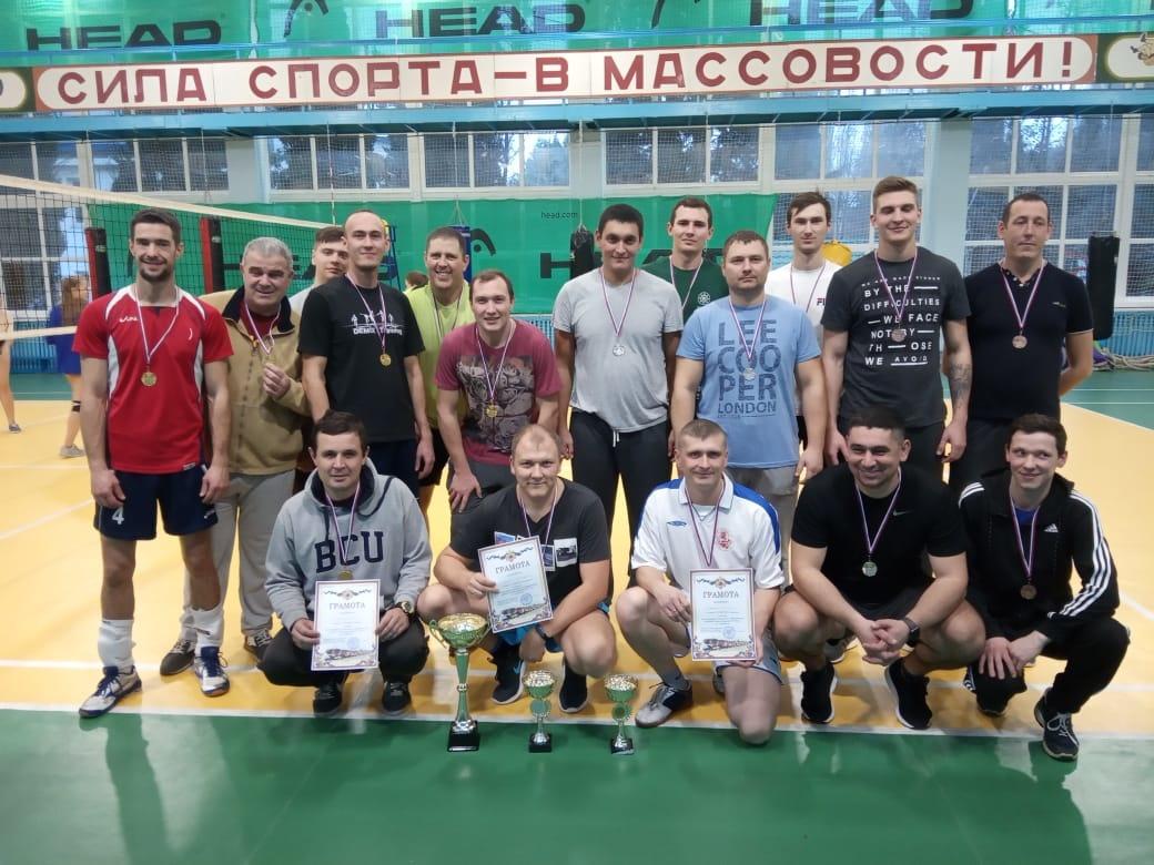 В Севастополе прошёл чемпионат по волейболу среди команд МЧС