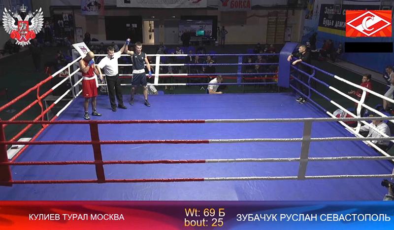 Руслан Зубачук одержал победу в турнире памяти Ю. Капитонова, В. Кузина и А.Д. Щедеркина