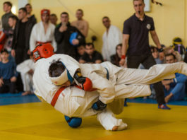 Кубок Севастополя по рукопашному бою 2020