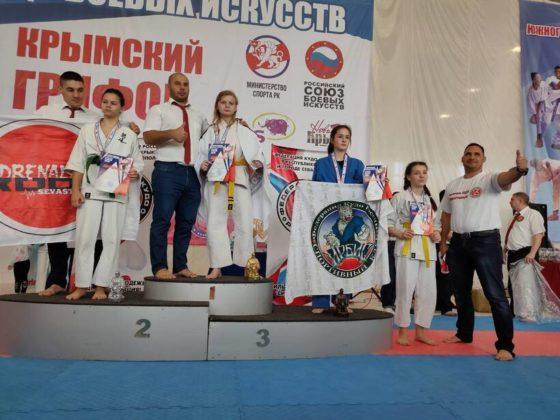 Результаты первенства по КУДО в рамках четвертой спартакиады боевых искусств «Крымский грифон 2020»