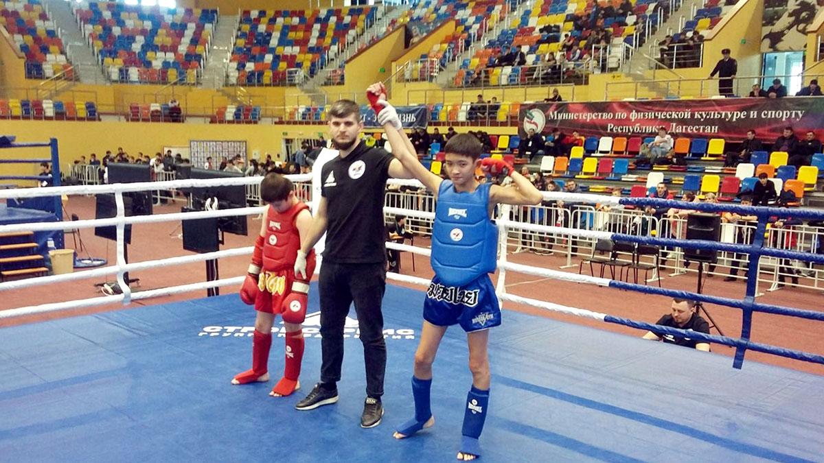 Команда Севастополя по тайскому боксу заняла третье место на первенстве и чемпионате Северо-Кавказского и Южного округов