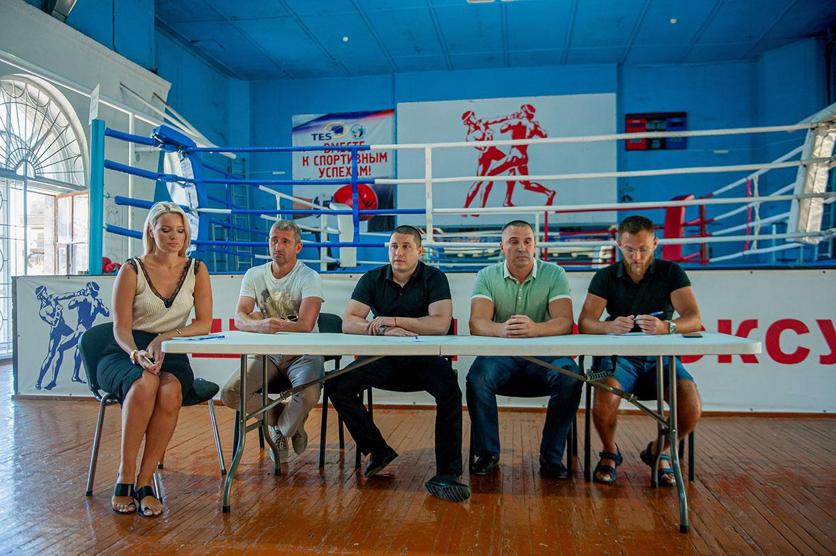 В Севастополе обсудили планы по развитию бокса после снятия ограничений