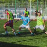Первенство по мини-футболу среди ветеранов 2020. Фотоотчет за 11 июля