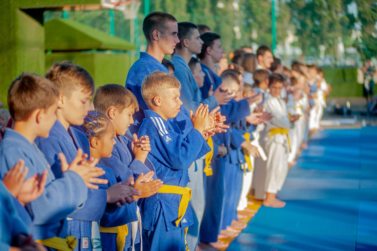 В Севастополе выявили сильнейших дзюдоистов Гагаринского района