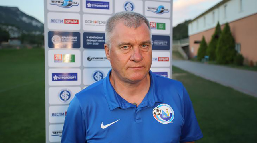 ФК «Севастополь» одержал уверенную победу над «Инкомспортом» и вышел на третье место в Премьер-лиге КФС