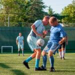 Первенство по мини-футболу среди ветеранов 2020. Фотоотчет за 25 июля