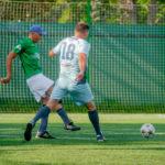 Первенство по мини-футболу среди ветеранов 2020. Фотоотчет за 8 августа