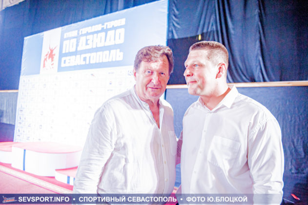В Севастополе названы победители и призеры «Кубка Городов-Героев» по дзюдо