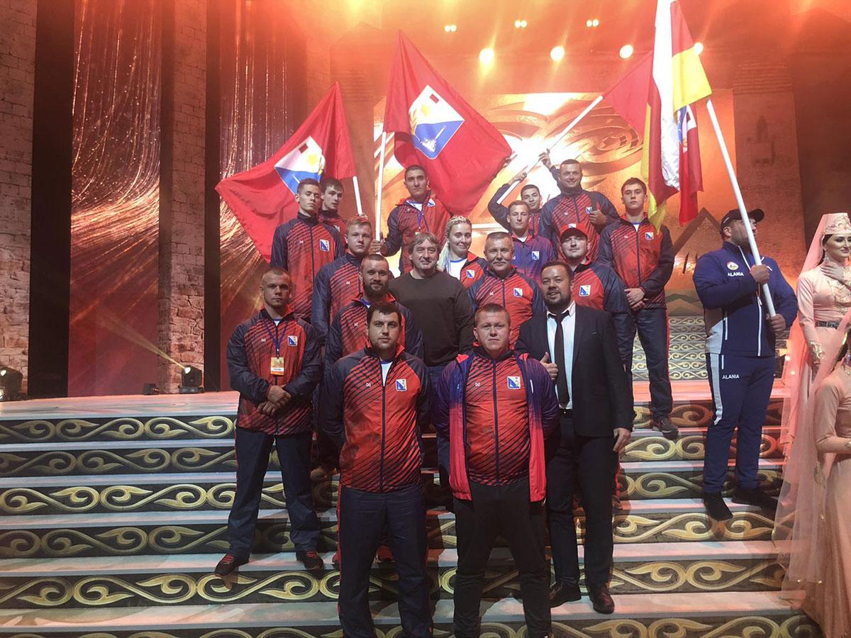 Сборная Севастополя примет участие в XI Фестивале культуры и спорта народов Кавказа