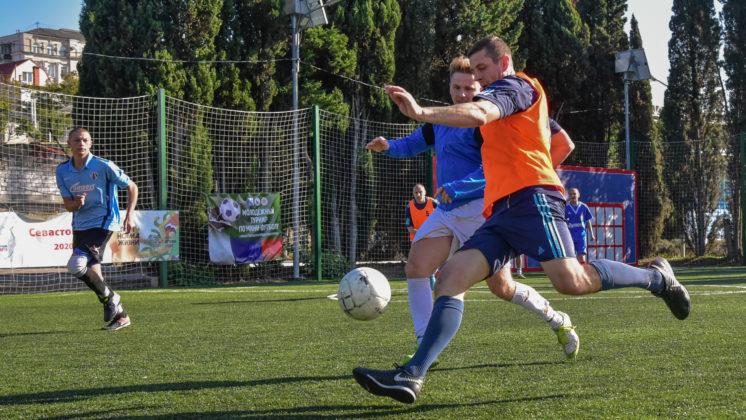 Молодежный турнир по мини-футболу «Кубок Губернатора Севастополя» 2020: Результаты и фотогалерея за 8 ноября