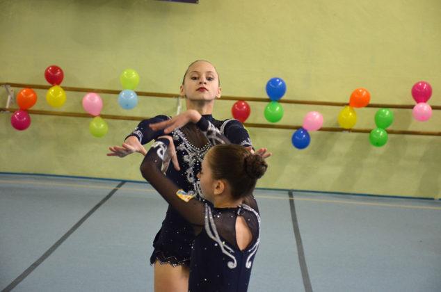 В Севастополе прошли чемпионат и первенство города по спортивной акробатике