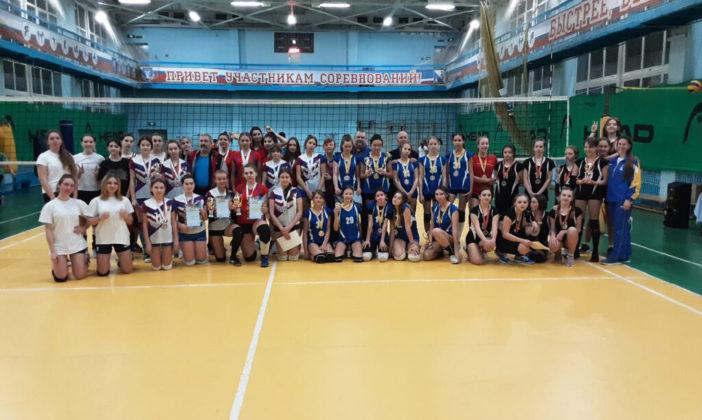 Результаты Первенства Балаклавского МО по волейболу - 2021