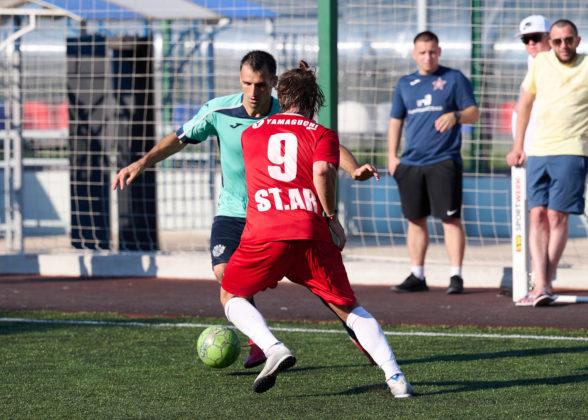 Определился победитель турнира по мини-футболу, приуроченного ко Дню города Севастополя и 76-летию Победы в ВОВ