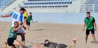 Фестиваль по пляжному футболу 2020