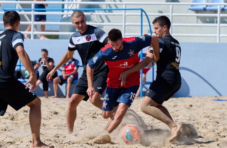 Фестиваль по пляжному футболу 2021